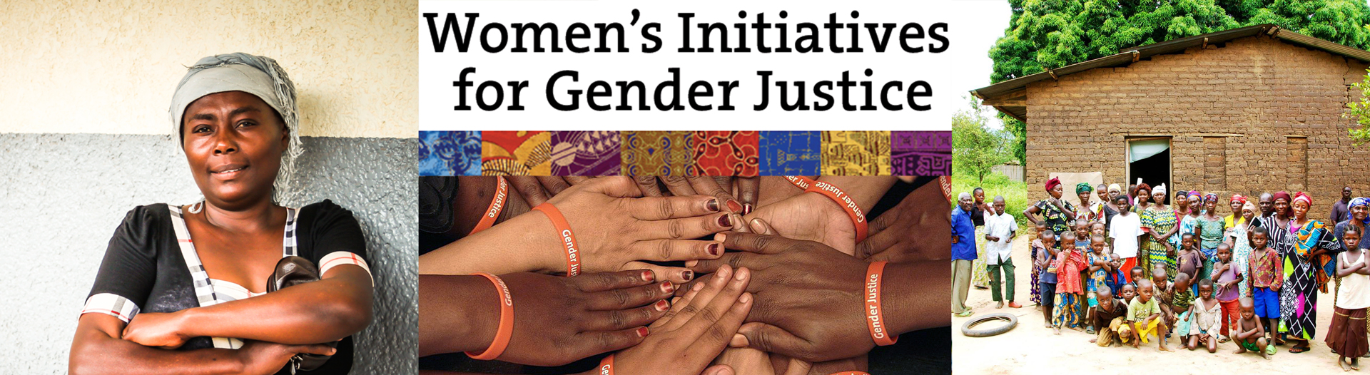 Women's Initiatives for Gender Justice logo